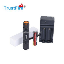 TrustFire Q3 flashlight S-A2 portable led hand lamp illuminated by cree flashlight mini 230LM as gift