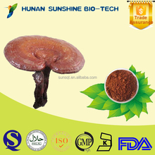 Free Sample Anti Cancer Pharmaceuticals Ganoderma Lucidum Extract for Hair Loss Treatment
