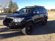Armored Extreme Land Cruiser - Off Road