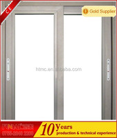 Competitive price aluminum up down sliding window with good quality