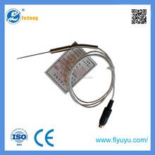 feilong pt100 rtd anschluss sensor