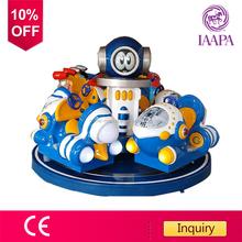 New design indoor kids mini amusement rides merry go round