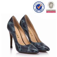 latest deisgn fashion style brazilian leather shoes