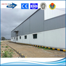 Qingdao supplier tailored steel prefabricated factory