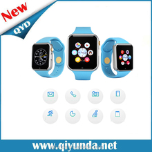2015 hot selling 240*240* pixels watch smart phone,sport watch support sim card/micro card/wifi/internet/sms