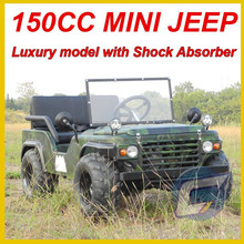 2015 Version 150CC Mini Jeep with Shock Absorber,New Luxury Style