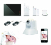 FDL-2015 hot GSM house security alarm system wireless gsm alarm with autodial