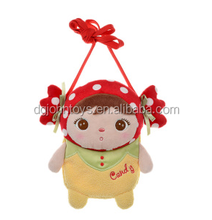 Wholesale Fashion Plush Toys Mini School Bag