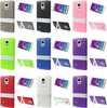 2 in 1 Kickstand PC + TPU Combo Case for Samsung Galaxy Note 4 N910