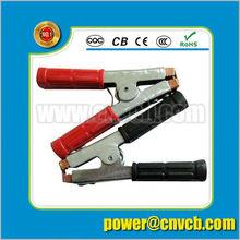 9 volt battery clips/RoHS Alligator Battery Clip