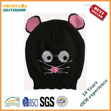 Cute cat knitted hats for babies