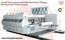 GIGA LX 608 High Speed Mix Colours Hot Sale carton glue machine