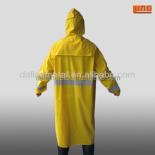 disposable poncho raincoat in cheap material for Adult and Children