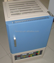 laboratory muffle furnace for gold silver melting up to 1200.C
