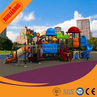Xiujiang Used kids outdoor homemade playground equipment