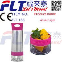 mão de imprensa vidro de frutas juicer