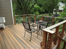 Composite Landscaping Timber/WEILONG WPC Outdoor Waterflooring Flooring