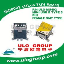 Hot Sell 1000 base rj45 usb connector