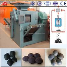 coal briquette making machine/coal dust briquette ball press for sale