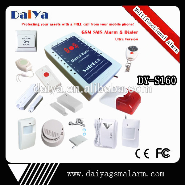 2015 productos para el hogar sistemas de alarma antirrobo - Sistemas de calefaccion para el hogar ...