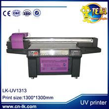 Multifunctional UV printer/metal 3d printer/ UV1313 digital metal flatbed printer/high speed and good quality