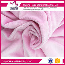 2015 High Quality Wholesale Fashion Soft Baby Blanket Fabric