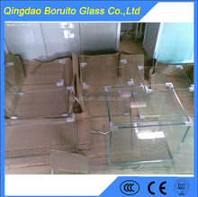 Fish tank tempered glass with CE ISO