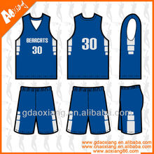 Olympic basketball jersey customized and design