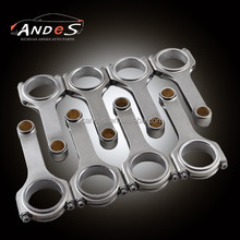 customized 4340 steel racing motorcycle connecting rod For Suzuki Hayabusa GSX1300R