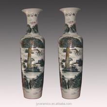 High quality & best package ceramic art vase