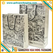 high quality holographic paper bag for sale