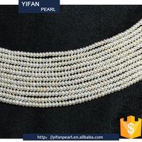 YF-60175 acrylic half pearl rolls of pearl beads pearl strings