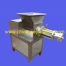 stainless steel meat separator machine fish bone separator fish deboner equipment