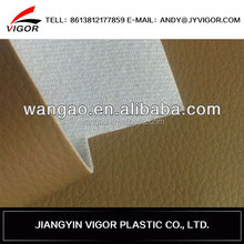 OEM hot sale thickness and pattern car vinyl for car seat
