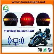 Motorcycle Wireless LED HELMET MOUNTED INDICATORS