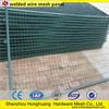 Galvanized welded wire mesh panel for livestock/bird cage