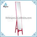 rose chão mirror de alto brilho exóticas mobília do quarto