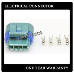 4-Pin GM Coil Plug For Generation 4 V8 LS2, L72, L98 and L77