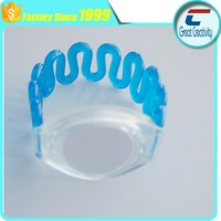 Silicone Rubber Wistband Watch - RFID Bracelet for Swimming Pool - MIFARE Classic 1k Bits ISO14443A