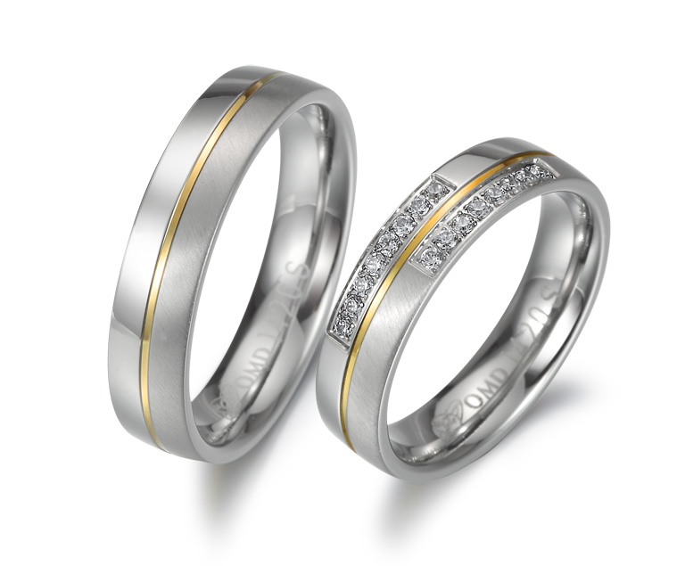 wholesale price stainless steel rings wedding rings buy