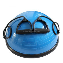 Office Fitness Balance Dome with Pump & Handles for Pilates Yoga Fitness