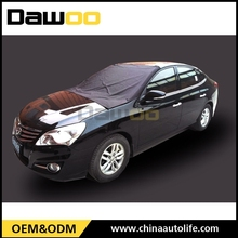 high quality half windshield black s car covers