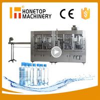 2015 Newest Latest 10ml bottle filling machine