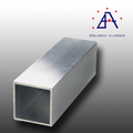Tubo Cuadrado de Aluminio