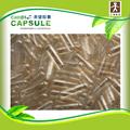 Farmacéutica medicina embalaje tamaño 2 verde verde halal cápsula vacía / cápsula dura para farmacéutica excipientes