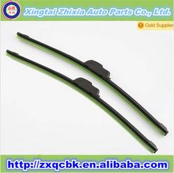 ZX manufacturer well sale front wiper blade/rear wiper blade/rubber wiper blade