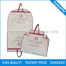 100% Cotton Suit Cover/ Garment Bag