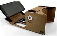 DIY 3d Google Cardboard with NFC,custom logo print