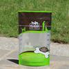 hot sale ! heart-shape aluminum foil bag for packaging toy
