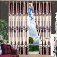 2014 china wholesale ready made curtain,window nautical curtains